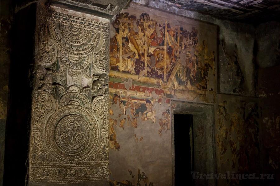 фрески Аджанты