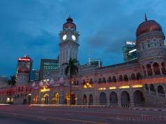 Куала-Лумпур и Малака
