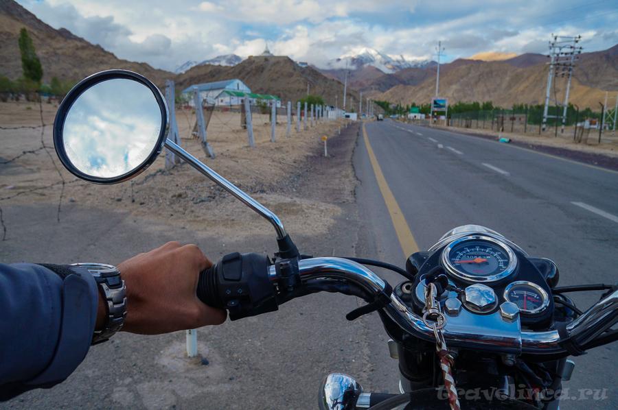 Мото путешествие в Ладакх