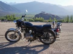 В Ладакх на мотоцикле