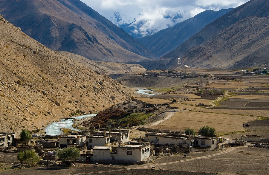 Тибет паломничество на Кайлас