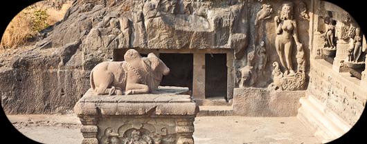 Пещерные города Индии