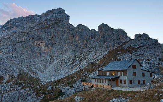 Горный поход в Итальянских Альпах Часть 2