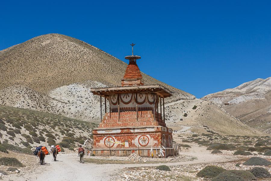 Заповедный Непал. Путешествие в королевство Мустанг.