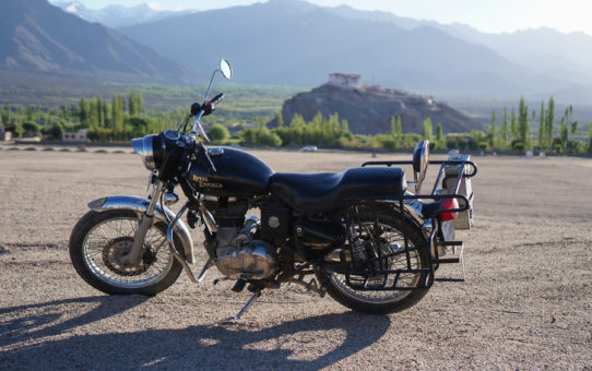 На мотоцикле через Гималаи - подготовка