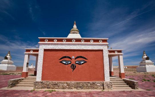 Мистическая Шамбала в Монголии