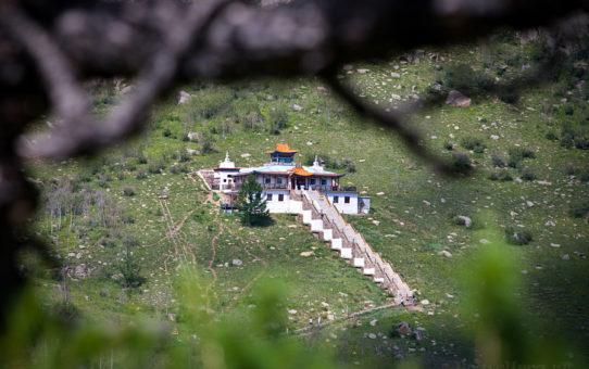 Места силы Монголии, монастырь Манзушир и Арджапала