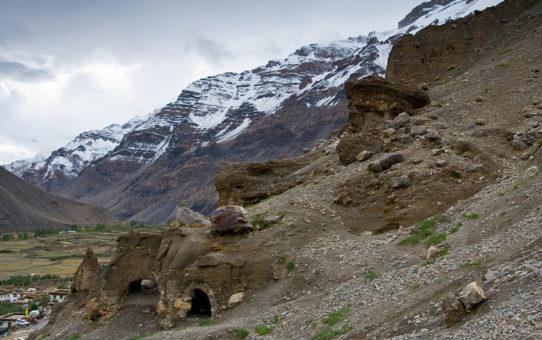 Долины Спити и Кинаур в Индийских Гималаях