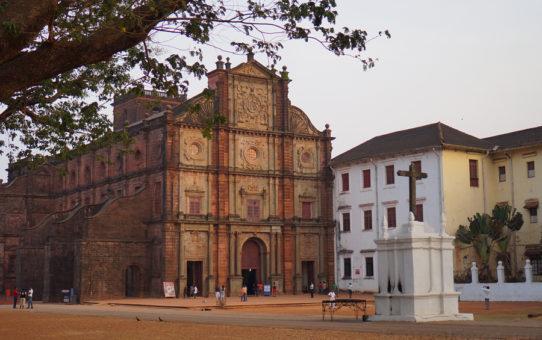 Старый Гоа - мировое наследие ЮНЕСКО.
